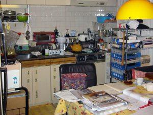 キッチン(施工前)1