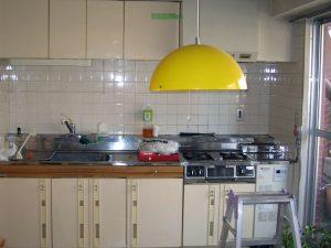 キッチン(施工)2