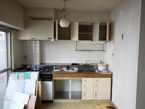 キッチン(施工前)
