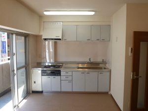 キッチン(完成)